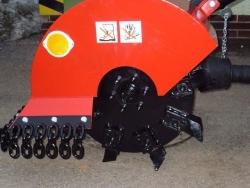 Karczownik zaciągnikowy FP-01T