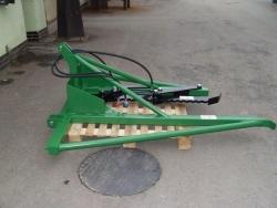 Maszyna do usuwania krzewów i małych drzewek
